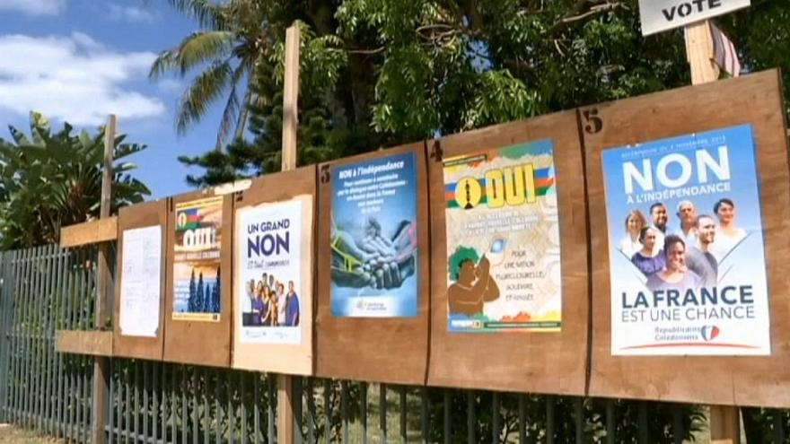 کالدونیای نو به استقلال از فرانسه رأی نداد