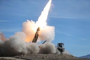 سامانه موشکی تلاش ۳ هدف هوایی را زد