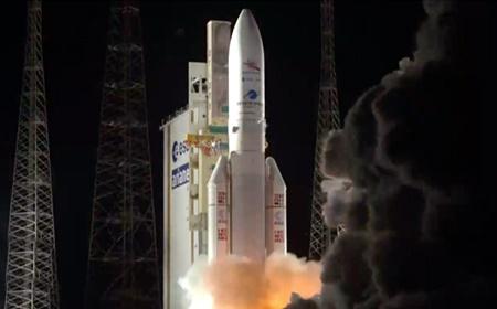 عملیات سفر به مریخ با موفقیت آغاز شد