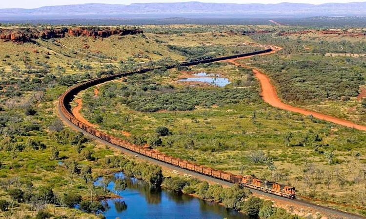 قطار فراری ۹۰ کیلومتر بدون راننده رفت