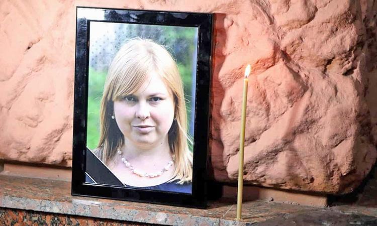 کاترینا هندزیوک فعال ضد فساد اوکراین