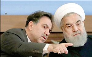 روحانی -عباس آخوندی