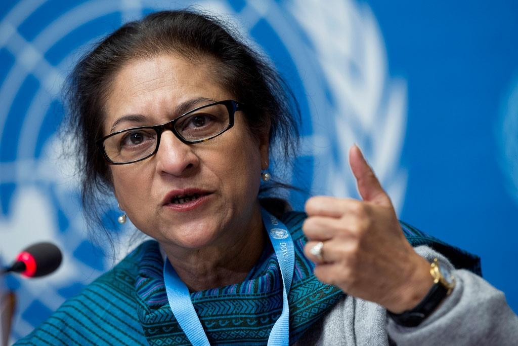 گزارشگر ویژه سازمان ملل در امور حقوق بشر ایران درگذشت