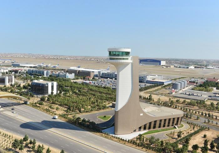 آشنایی با فرودگاه بینالمللی حیدرعلیاف-آذربایجان