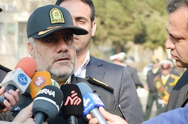انهدام ۲۹ باند متخلف تهران طی ۴۸ ساعت