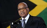 تعلیق حکم رئیس جمهور آفریقای جنوبی