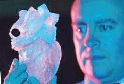 ساخت اجزای بدن انسان در آزمایشگاه!