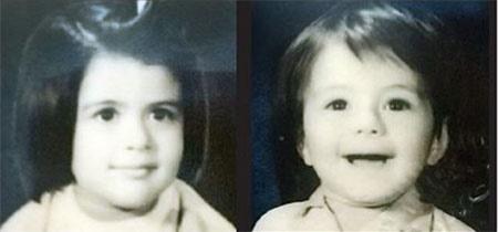 آنیتا و خواهرش