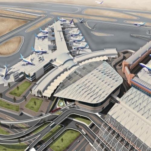 آشنایی با فرودگاه  بینالمللی قاهره- مصر