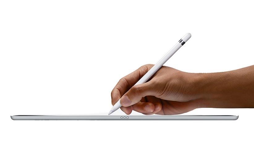 اپل در حال ساخت قلم جدید برای آیپد است