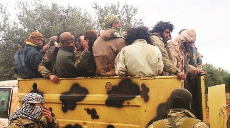 رسانه ترک: ۳۴۰ داعشی به اسارت نیروهای مخالف دولت سوریه در آمدند