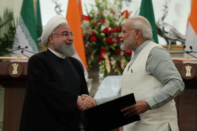 روحانی: روابط تاریخی ایران و هند فراتر از همکاری دیپلماتیک است