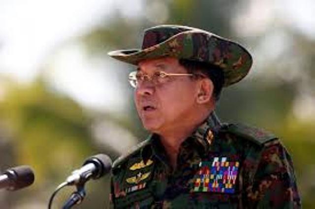 اعطای نشان سلطنتی تایلند به بدنام ترین فرمانده ارتش جهان