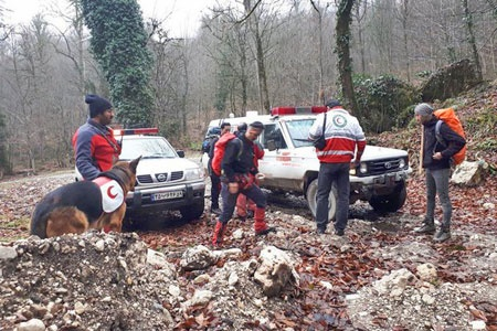 Relief team