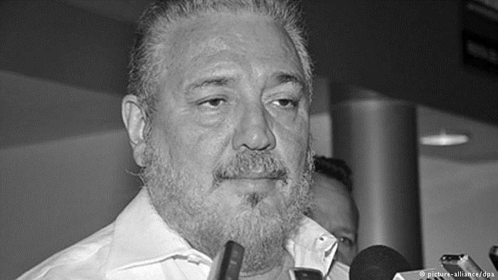 نشریه کوبایی: پسر ارشد فیدل کاسترو خودکشی کرد
