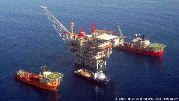 قرارداد بزرگ برای صدور گاز اسرائیل به مصر
