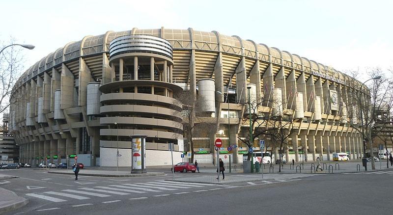 ورزشگاه سانتیاگو برنابئو