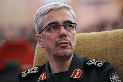 رئیس ستاد کل نیروهای مسلح سانحه سقوط هواپیما را تسلیت گفت