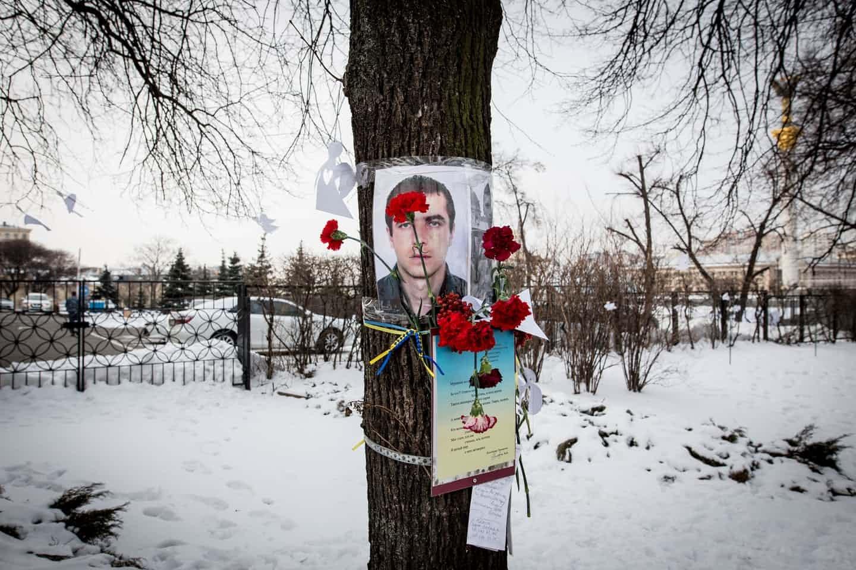 عکس روز: یادبود انقلاب