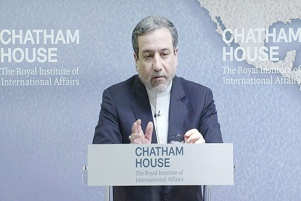 مذاکرات صریح و بدون تعارف ایران و انگلیس در لندن