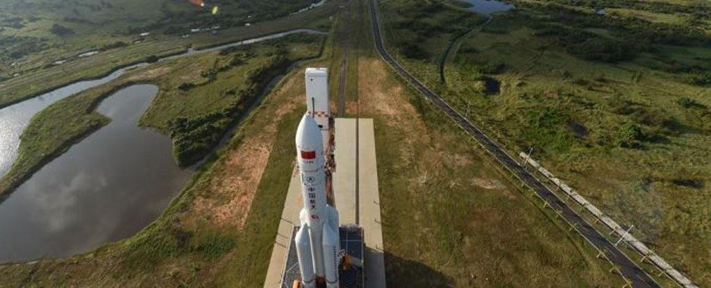 نگرانی آمریکا نسبت به سلاحهای فضایی چین و روسیه