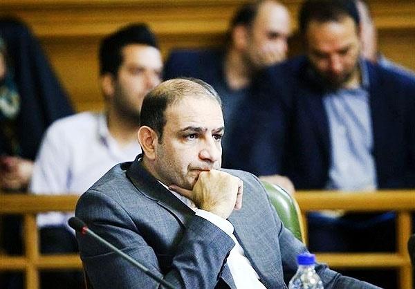 محمد علیخانی، رئیس کمیسیون حمل ونقل و ترافیک شورای شهر