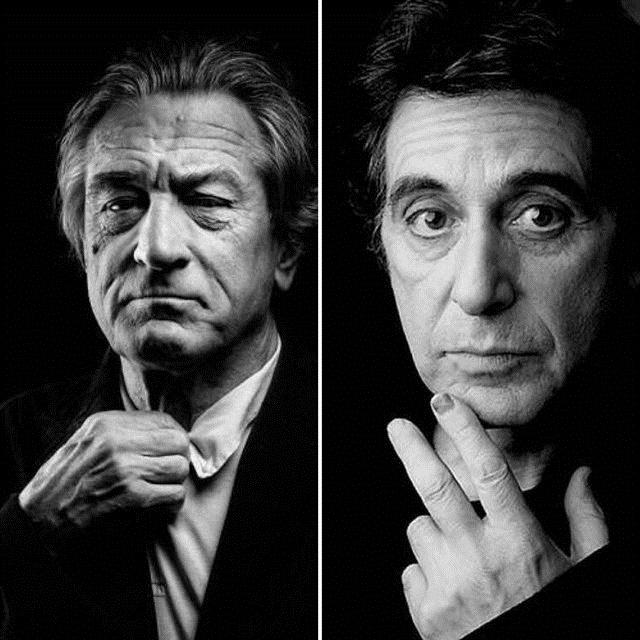 دوبله آثاری از آل پاچینو و رابرت دنیرو برای نوروز