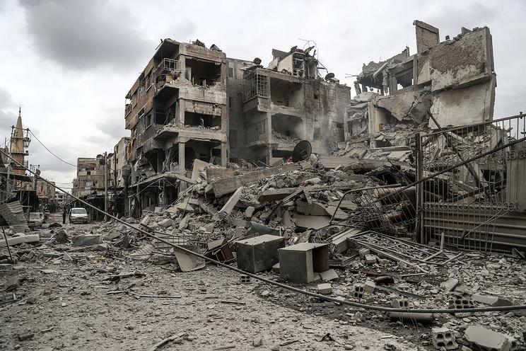 روسیه: مناطق تحت کنترل ائتلاف آمریکایی در سوریه در بدترین شرایط است