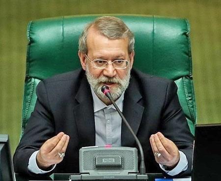 لاریجانی: مجمع تشخیص مصلحت نظام مجوز استفاده از فاینانس را داده است