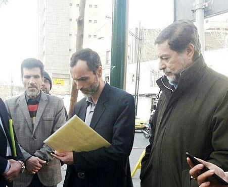 حمید بقایی در دادگاه تجدیدنظر استان تهران حاضر شد
