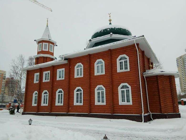 شمالی ترین مسجد مسلمانان روسیه گشایش یافت