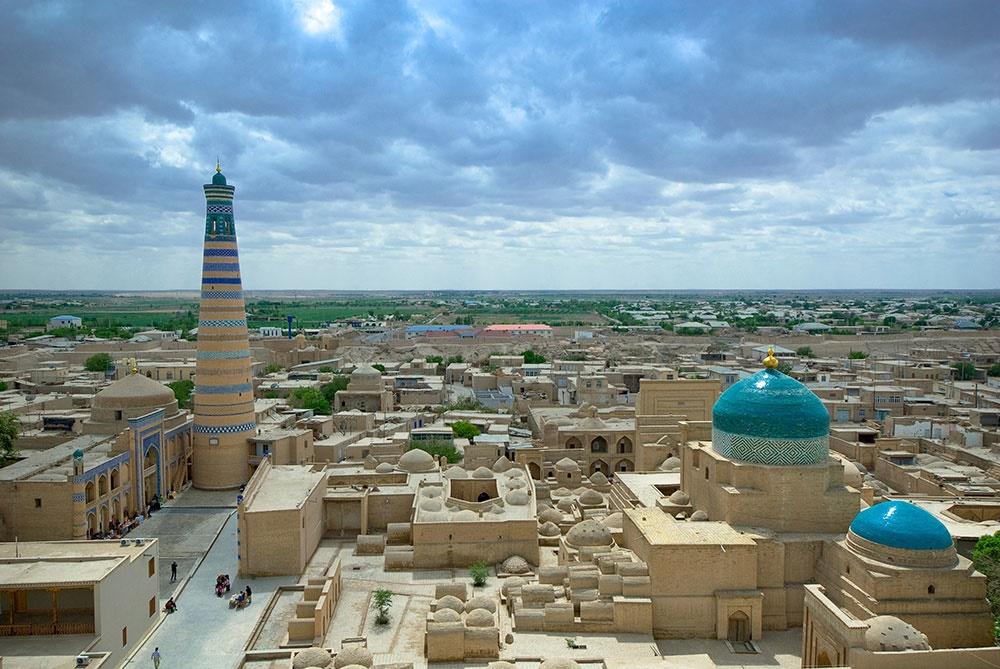 رئیس جمهور ازبکستان فرمان لغو روادید برای هفت کشور را صادر کرد