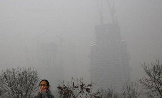 افزایش آلاینده ازون در شرق آسیا به دلیل آلودگی هوا