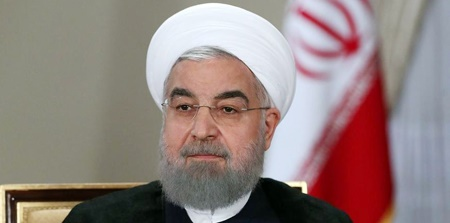 Image result for حسن روحانی