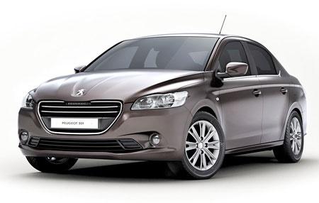 Peugeot ۳۰۱