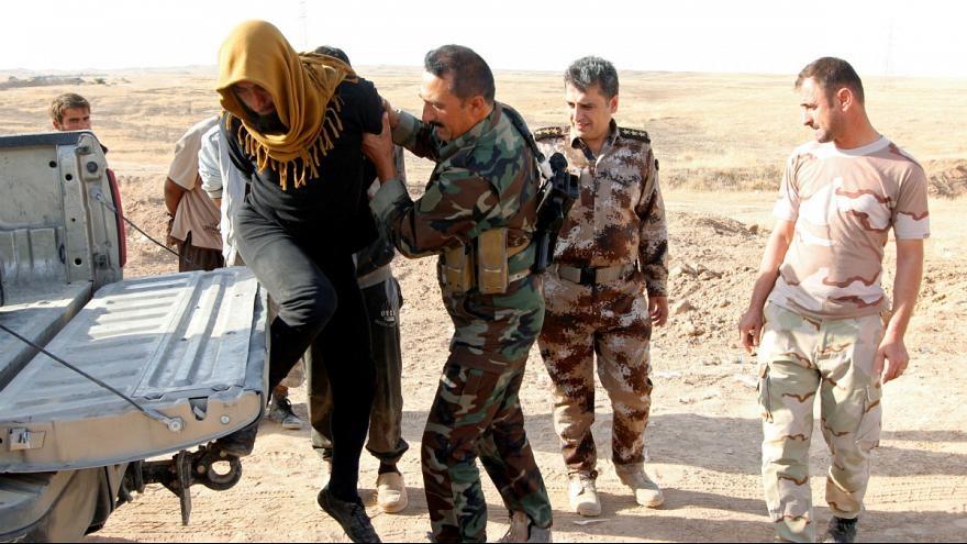 دولت اقلیم کردستان عراق: ۴ هزار عضو داعش در زندان های ما هستند