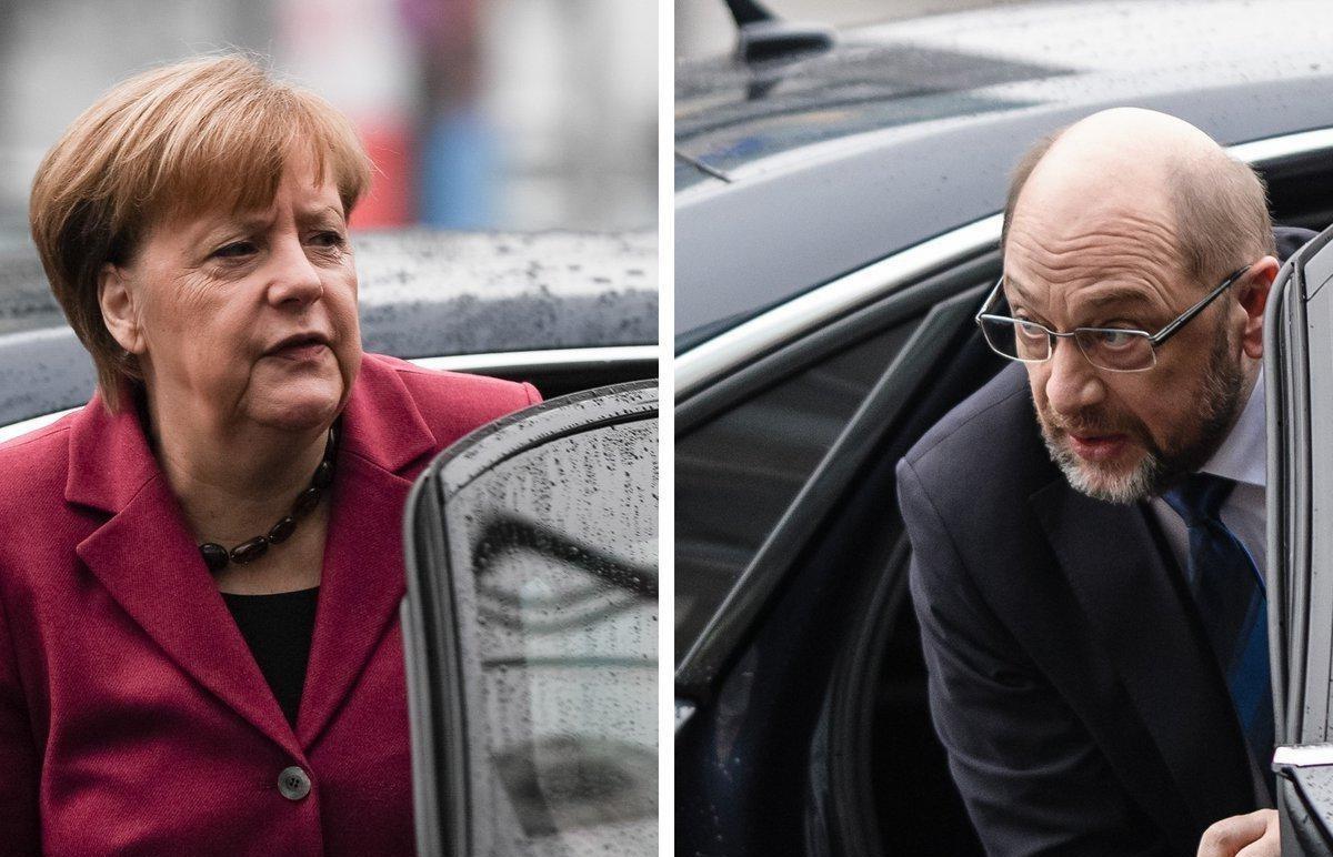 توافق احزاب آلمان برای تشکیل دولت ائتلافی | چالش ها همچنان باقی است