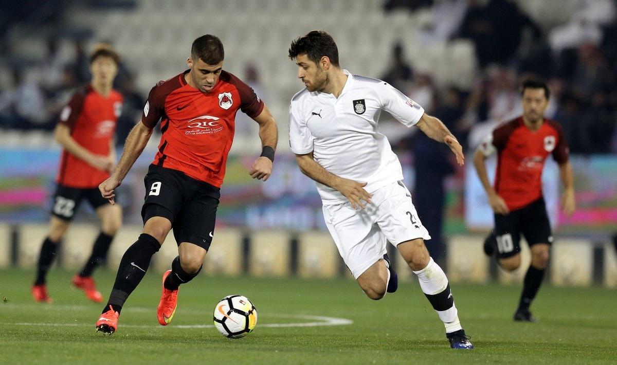 ال کلاسیکوی قطر را تیم السد برد