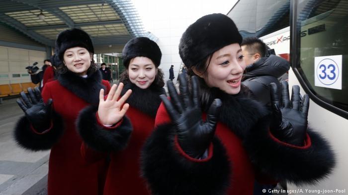 ورزشکاران کره شمالی حاضر به پذیرش گوشی سامسونگ نشدند