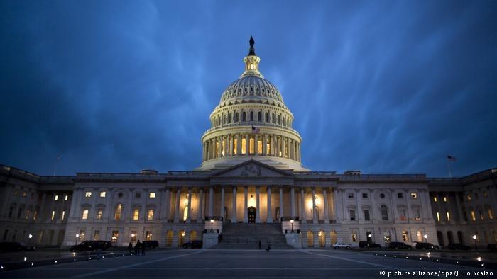 کنگره آمریکا به تعطیلی دولت این کشور پایان داد