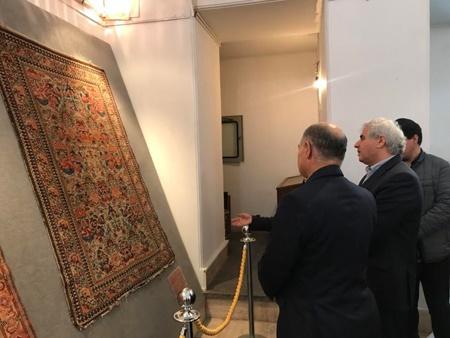 برپایی نمایشگاه مشترک با موزه فرش