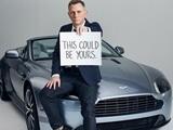 دنیل کریگ ماشین جیمز باند را به نفع دانشآموزان بیپول میفروشد
