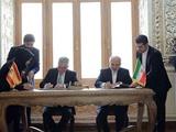ایران  و اسپانیا؛ امضای دو یادداشت تفاهم