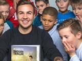 جایزه بهترین کتاب کودک آلمان برای فوتبالیست معروف