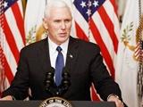 مایک پنس: ترامپ دیگر توافق هستهای ایران را تایید نمیکند
