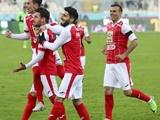 پرسپولیس ۱ - استقلال خوزستان ۰ | پیروزی سرخها در باران آزادی