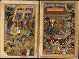 نمایش نسخه ۴۰۰ ساله در کاخ گلستان