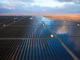 تکمیل بزرگترین نیروگاه خورشیدی جهان در مصر