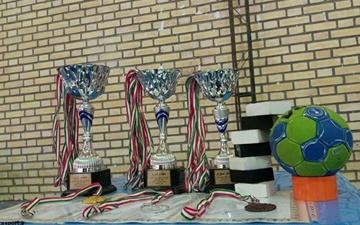 آذربایجان غربی قهرمان مسابقات هفت سنگ بانوان کشور شد