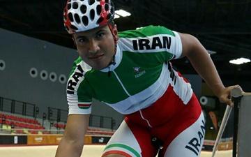 دوچرخهسواری پیست قهرمانی آسیا؛ مدال برنز بر گردن دانشور